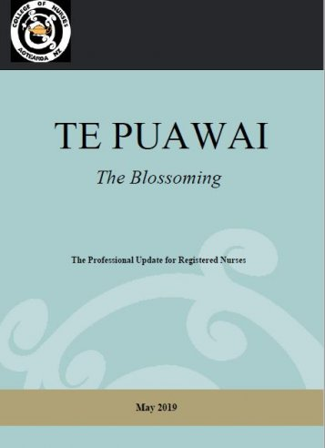 Te Puawai May 2019
