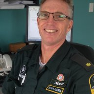 Shane Clapperton Intensive Care Paramedic St Johns