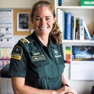 Jackie Clapperton NP St Johns, ED & Primary Care
