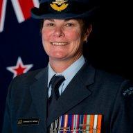 Wing Commander Bernadette Pothan  RNZAF